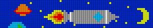 Alpha pattern #41366