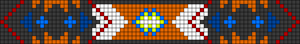 Alpha pattern #41384