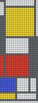 Alpha pattern #41392