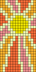 Alpha pattern #41398