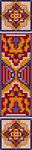 Alpha pattern #41401