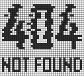 Alpha pattern #41407