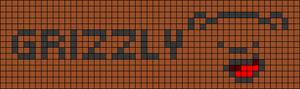 Alpha pattern #41418