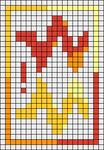 Alpha pattern #41432
