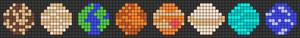 Alpha pattern #41437