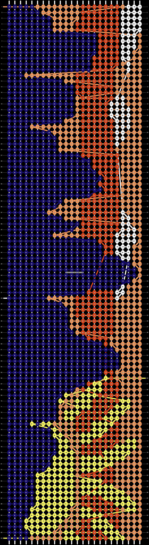 Alpha pattern #41441 pattern