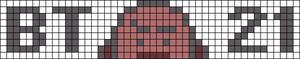 Alpha pattern #41446