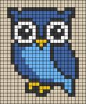 Alpha pattern #41448
