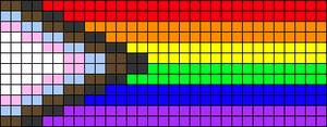 Alpha pattern #41463