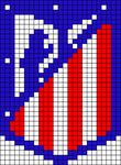 Alpha pattern #41478