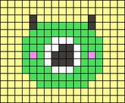 Alpha pattern #41493
