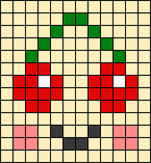 Alpha pattern #41495