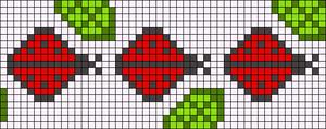 Alpha pattern #41497