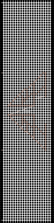 Alpha pattern #41507 pattern