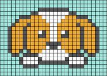 Alpha pattern #41509