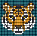 Alpha pattern #41517