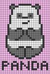 Alpha pattern #41522