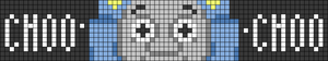 Alpha pattern #41539