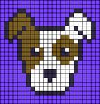Alpha pattern #41558