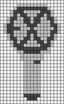 Alpha pattern #41563