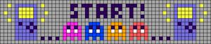 Alpha pattern #41577