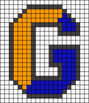 Alpha pattern #41578