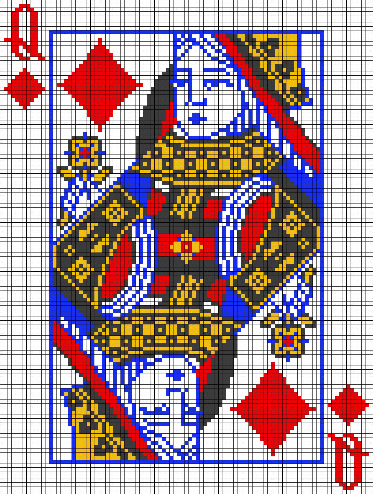 Alpha pattern #41583 preview