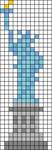 Alpha pattern #41592