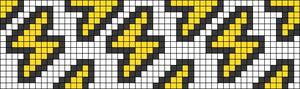 Alpha pattern #41599