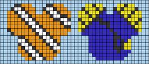 Alpha pattern #41605