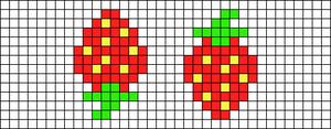 Alpha pattern #41613