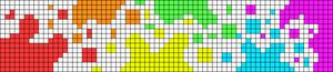 Alpha pattern #41620