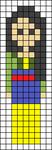 Alpha pattern #41624