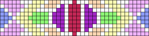 Alpha pattern #41627