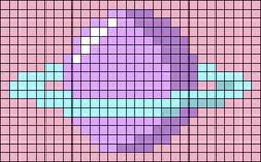 Alpha pattern #41628