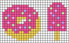Alpha pattern #41634