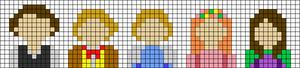 Alpha pattern #41638