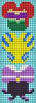 Alpha pattern #41644