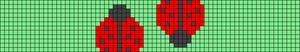 Alpha pattern #41669