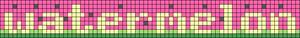Alpha pattern #41693