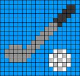 Alpha pattern #41703