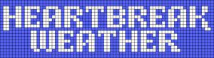 Alpha pattern #41704