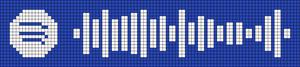 Alpha pattern #41707