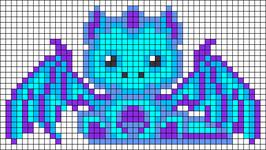 Alpha pattern #41717