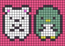 Alpha pattern #41721