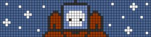 Alpha pattern #41725