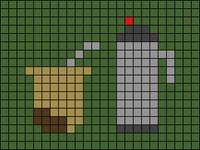 Alpha pattern #41729