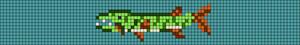 Alpha pattern #41731