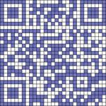 Alpha pattern #41734