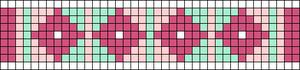 Alpha pattern #41738